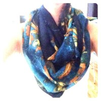 50% off Charming Charlie Accessories - Infinity Scarf from ...