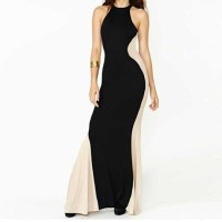 55% off Dresses & Skirts - New tan black hourglass bodycon ...