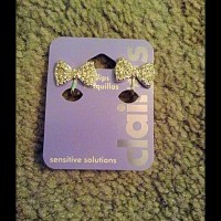 Claires Clip On Earrings