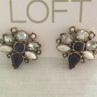 31% off LOFT Jewelry - Loft earrings from ...