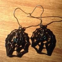 Jewelry | Spider Web Earrings | Poshmark