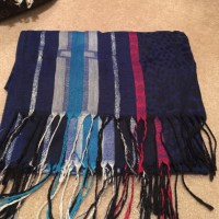 Printed pashmina scarf hijab OS from A's closet on Poshmark