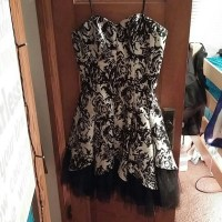 30% off Masquerade Dresses & Skirts - Gold and black dress ...