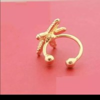 99% off Jewelry - Starfish Gold Ear Right or Left Earring ...