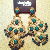 Charlotte Russe - Charlotte Russe Earrings from Annaliza's ...