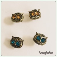 Vintage Blue Owl Earrings OS from Tavoosfashion's closet ...