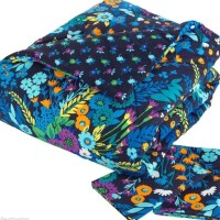 Vera Bradley - Midnight Blues VERA BRADLEY Twin XL Bedding ...