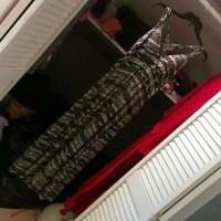 50% off kohls Dresses & Skirts - Black & white dress from ...