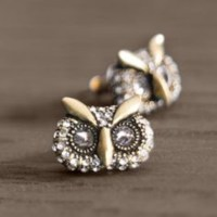 64% off Fossil Accessories - Fossil owl ring from Nicole's ...