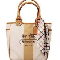 "Coach Accessories -  COACH  ""painted art pony"" purse ..."