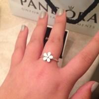 20% off Pandora Jewelry -  Pandora Daisy Silver Ring with ...