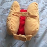 Build a bear weiner dog costume hot dog OS from Angie's ...
