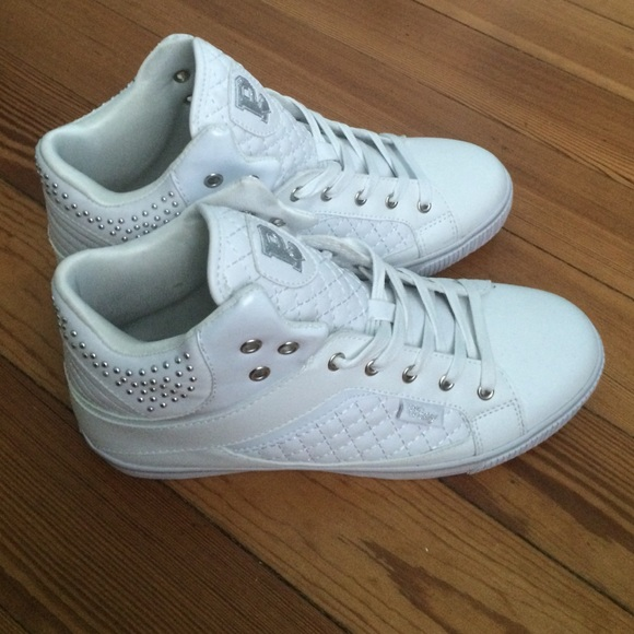Pastry - Pastry White High Tops from Cassidy's closet on ...