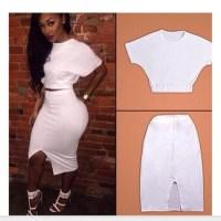 Skirts | 2 Piece Set All White Set Preorder | Poshmark