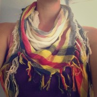 52% off Wet Seal Accessories - Tasseled scarf from ...