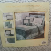 63% off Cal. King Other - Brand new cal king bed set 8 ...