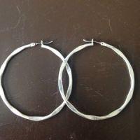 80% off Lia Sophia Jewelry - Lia Sophia hoop earrings from ...
