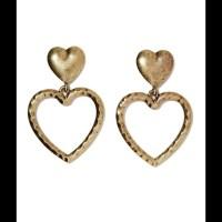 33% off Nasty Gal Jewelry - Nasty Gal Heart You Earrings ...