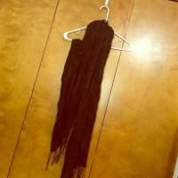 60% off Apt. 9 Accessories - Black apt 9 scarf from Emma's ...
