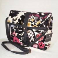 30% off Topshop Handbags - Vintage style Floral velvet ...
