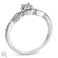 63% off Zales Jewelry - Zales Diamond Promise/Engagement ...