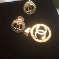 72% off CHANEL Jewelry - Authentic Chanel Earrings and ...