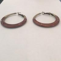 85% off Lia Sophia Jewelry - Lia Sophia hoop earrings gold ...