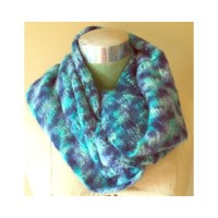 73% off Apt. 9 Accessories - Apt. 9 Crochet Infinity Scarf ...