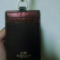 46% off Coach Accessories - Coach Lanyard, ID/ Badge ...
