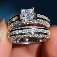 97% off Zopius Jewelry - Size6 & 7 Lab Created diamond ...