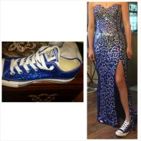 Primavera Dresses   Prom Dress And Matching Sparkle ...