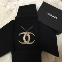 CHANEL - Chanel Dubai pendant necklace moon and star from ...