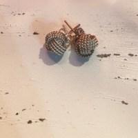 """38% off Tiffany & Co. Jewelry - Tiffany """"Twist Knot ..."""