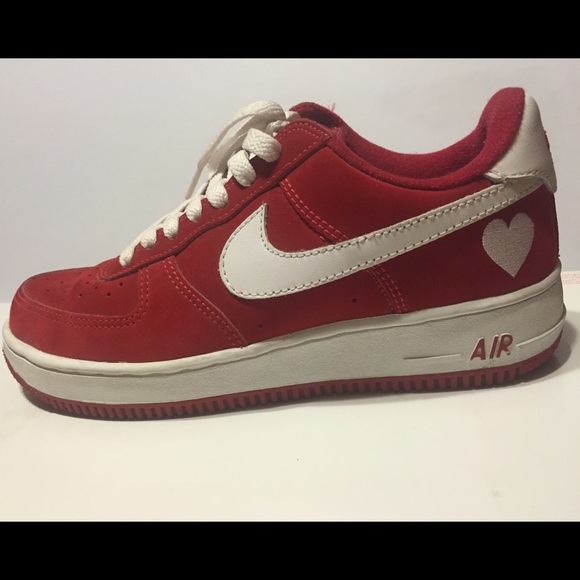 Valentines Air Force Ones The River City News
