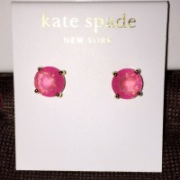 kate spade - Kate Spade  Light Pink Earrings NWT from