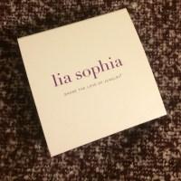 Lia Sophia - Lia Sophia Silver Hoop Earrings from Tesse's ...