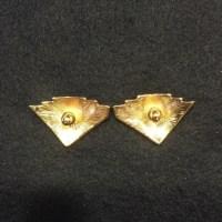 55% off Monet Jewelry - Vintage Faux Gold Monet Earrings ...