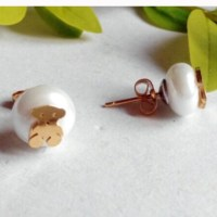 54% off Tous Jewelry - TOUS inspired Pearl earrings from ...