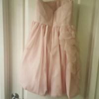 70% off Vera Wang Dresses & Skirts - Blush pink Vera Wang ...
