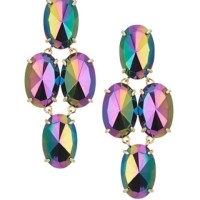 Kendra Scott - Kendra Scott Steph Chandelier earrings from ...