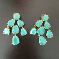73% off kate spade Jewelry - Kate Spade turquoise ...