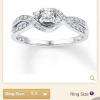9% off Kay Jewelers Jewelry - Kay Jewelers Diamond Promise ...