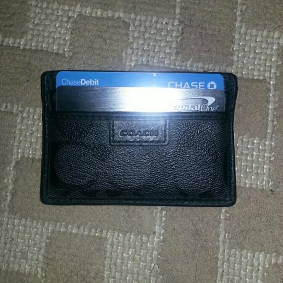 Nike Credit Card Holder