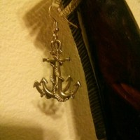 60% off Forever 21 Jewelry - Anchor Earrings from Janee's ...