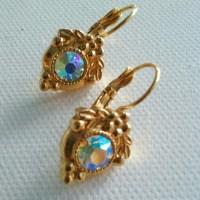 67% off Avon Jewelry - Vintage Avon Aurora Borealis French ...