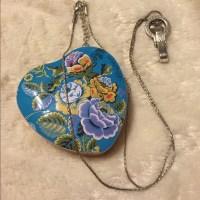 Brighton - BRIGHTON ID Badge Clip Lanyard Holder Necklace ...