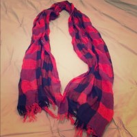 57% off GAP Accessories - Gap plaid scarf from Alanna's ...