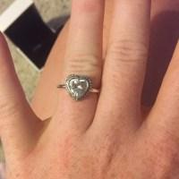 29% off Pandora Jewelry - Pandora Sparkling Love Heart ...