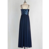 27% off ModCloth Dresses & Skirts - Modcloth Navy Sequin ...