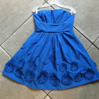 48% off BCBG Dresses & Skirts - BCBG Maxazria Mini Royal ...